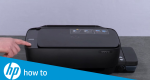 Hp Deskjet gt 5810, 5820 Printers Print head Problem