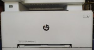 How to clean transfer belt hp color laserjet MFP m281dw