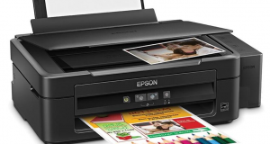 EPSON L220 Print Head Cleaning