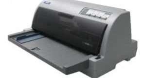 how to clean epson lq 690 dot matrix printer head