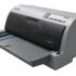 how to clean epson lq 690 dot matrix printer head