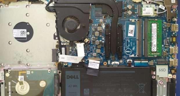 Dell Inspiron 5570 LA-F114P Bios Bin