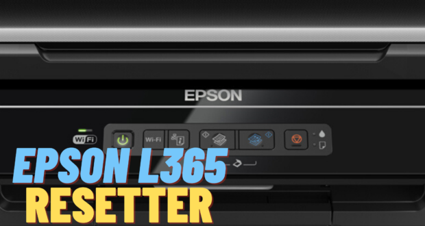 Epson l365 resetter adjustment program